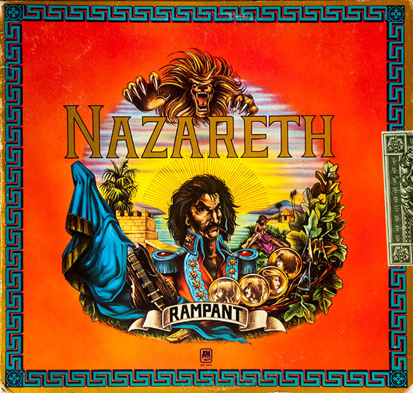 NAZARETH_Rampant