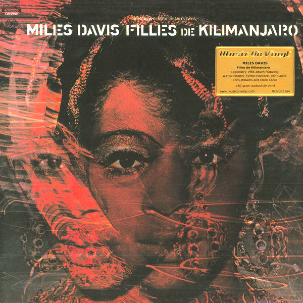 MILES DAVIS_Filles De Kilimanjaro