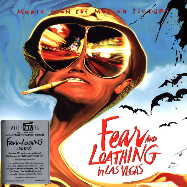 VARIOUS_Fear And Loathing In Las Vegas (Music From The Motion Picture)