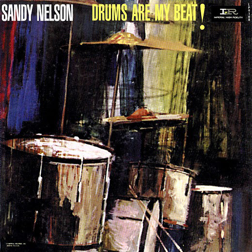 SANDY NELSON_Drums Are Ny Beat!