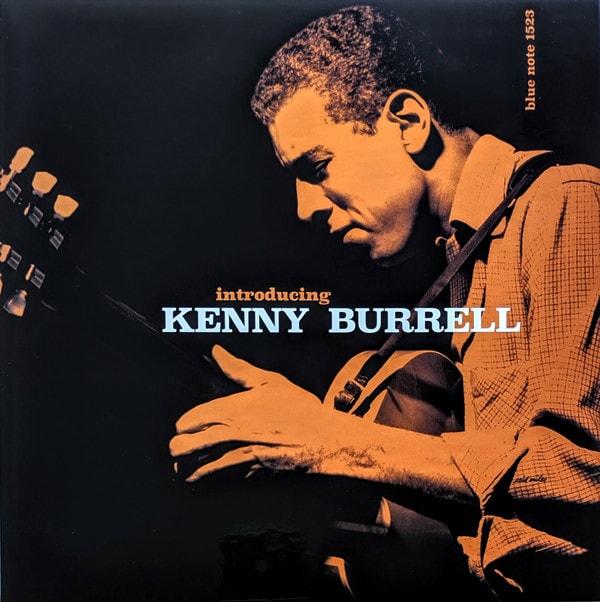 KENNY BURRELL_Introducing Kenny Burrell _Gatefold, 180g_