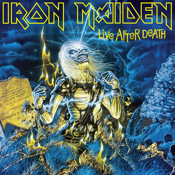 IRON MAIDEN_Live After Death (Remastered, 180 Gram/2 LP)