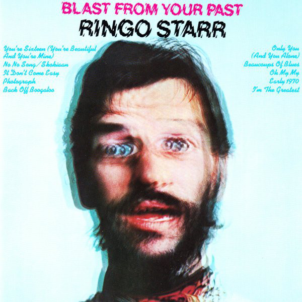 RINGO STARR_Blast From Your Past