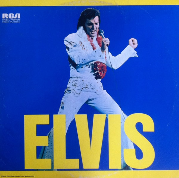 ELVIS PRESLEY_Elvis (2LP w/ original inner sleeves)