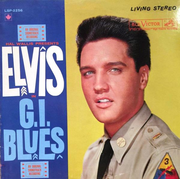 ELVIS PRESLEY_G.i. Blues