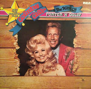 PORTER WAGONER AND DOLLY PARTON_The Hits Of Porter N Dolly