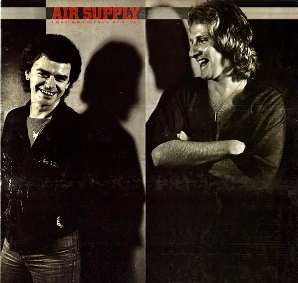 AIR SUPPLY_Love And Other Bruises