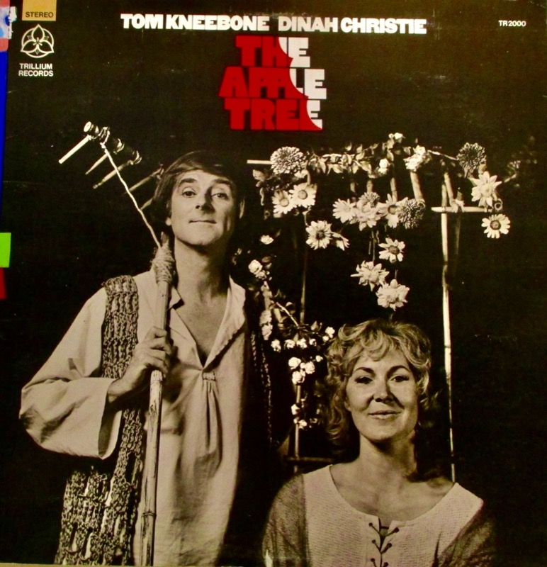 TOM KNEEBONE  AND DINAH CHRISTIE_The Apple Tree