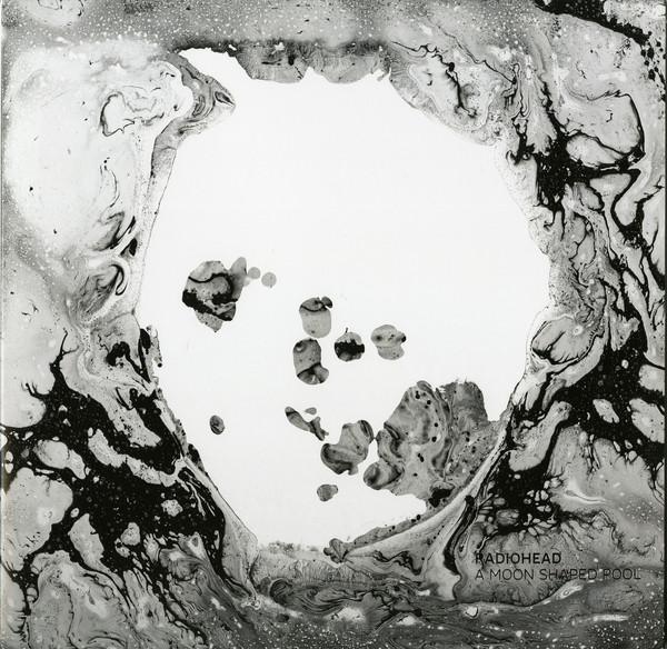 RADIOHEAD_A Moon Shaped Pool