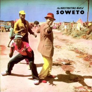VARIOUS_The Indestructible Beat Of Soweto