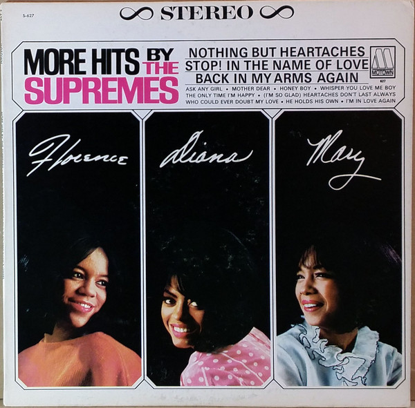 THE SUPREMES_More Hits By The Supremes