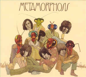 THE ROLLING STONES_Metamorphosis
