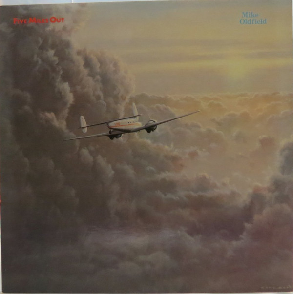 MIKE OLDFIELD_Five Miles Out Gatefold