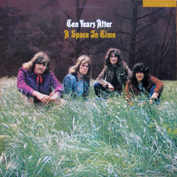 TEN YEARS AFTER_A Space In Time