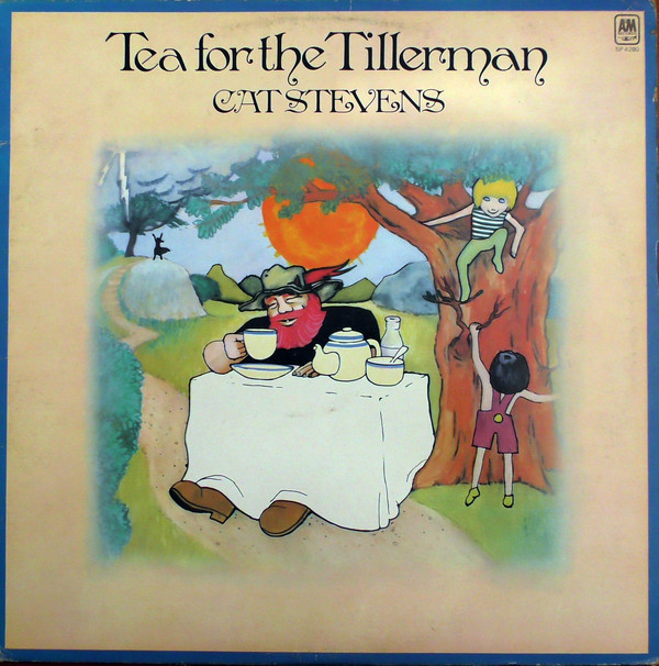 CAT STEVENS_Tea For The Tillerman