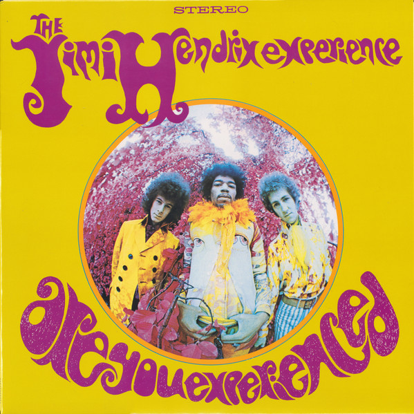 THE JIMI HENDRIX EXPERIENCE_Are You Experienced