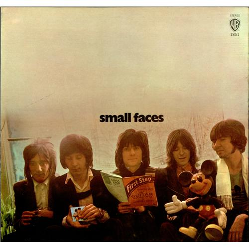 SMALL FACES_First Step