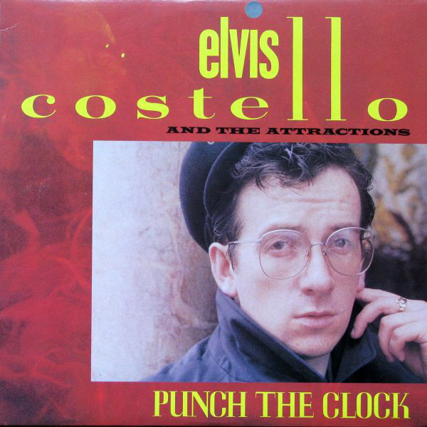 ELVIS COSTELLO_Punch The Clock