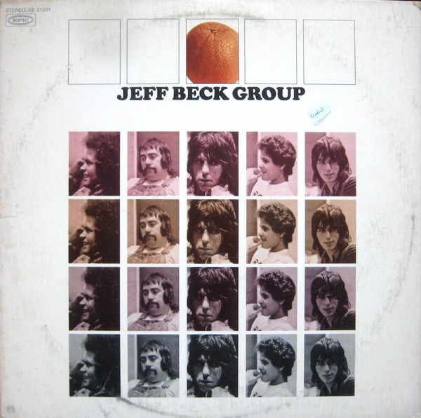JEFF BECK GROUP_S/T