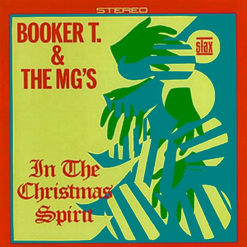 BOOKER T AND THE MG'S_In The Christmas Spirit