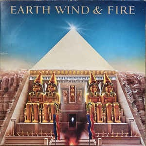 EARTH WIND AND FIRE_All 'N All
