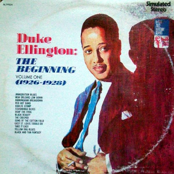 DUKE ELLINGTON_The Beginning Volume One 1926-1928