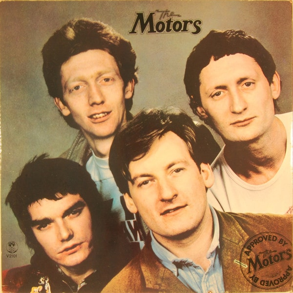 THE MOTORS_Approved By The Motors