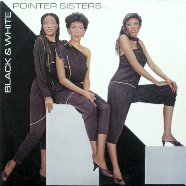 POINTER SISTERS_Black And White