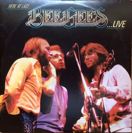 BEE GEES_Here At Last...Bee Gees...Live