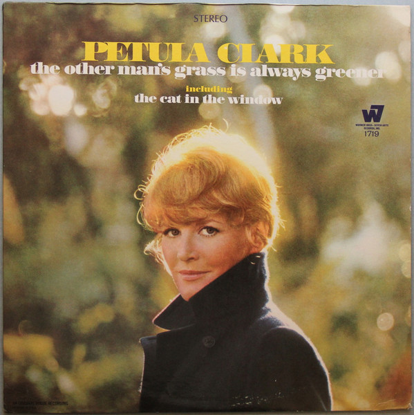 PETULA CLARK_The Other Man's Grass Is Always Greener