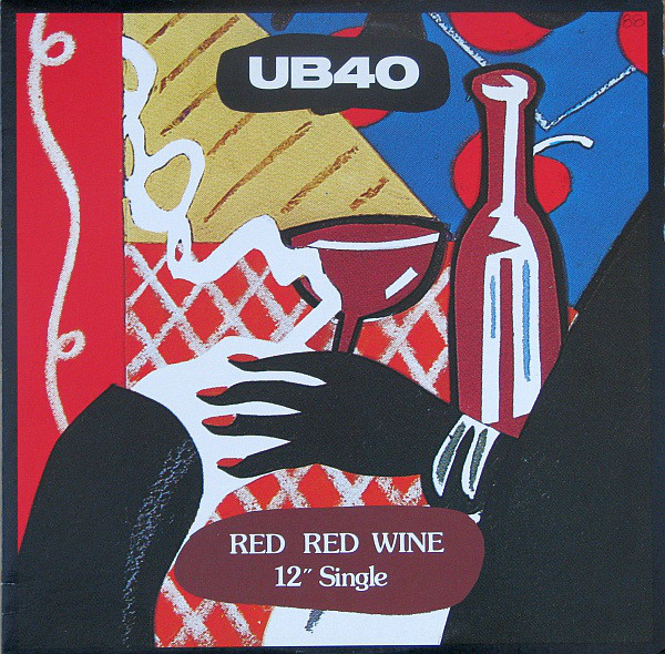 UB40_Red Red Wine