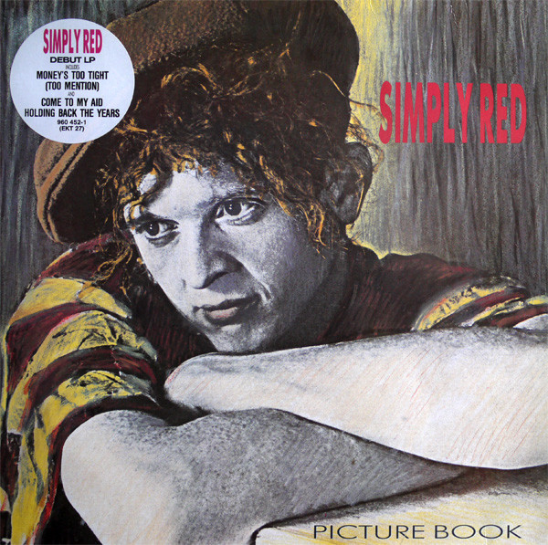 SIMPLY RED_Picture Book