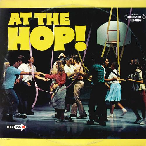 VARIOUS_At The Hop