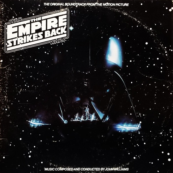 JOHN WILLIAMS THE LONDON SYMPHONY ORCHESTRA_Star Wars / The Empire Strikes Back