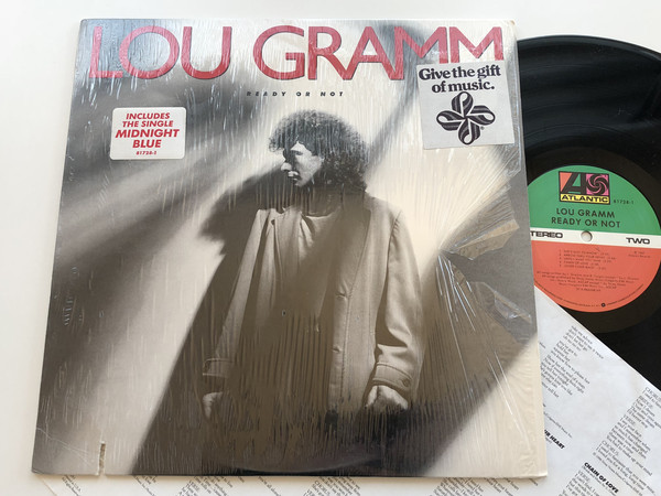 LOU GRAMM_Ready Or Not