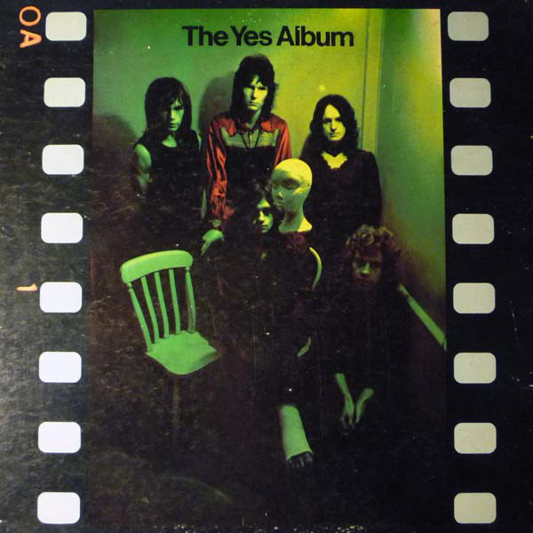 YES_The Yes Album