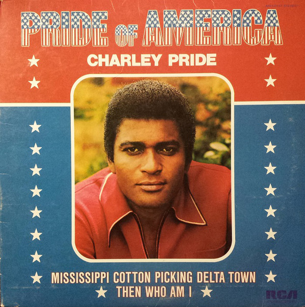CHARLEY PRIDE_Pride Of America