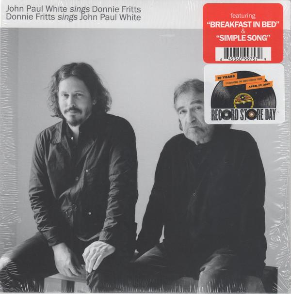 JOHN PAUL WHITE / DONNIE FRITTS_John Paul White Sings Donnie Fritts / Donnie Fritts Sings John Paul White