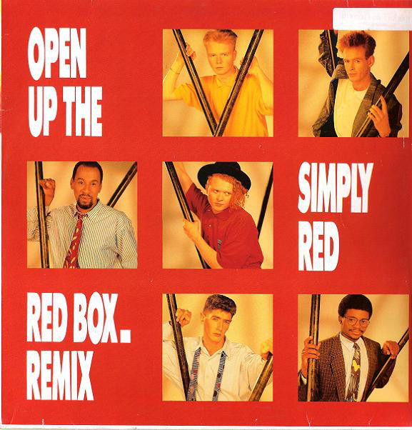SIMPLY RED_Open Up The Red Box