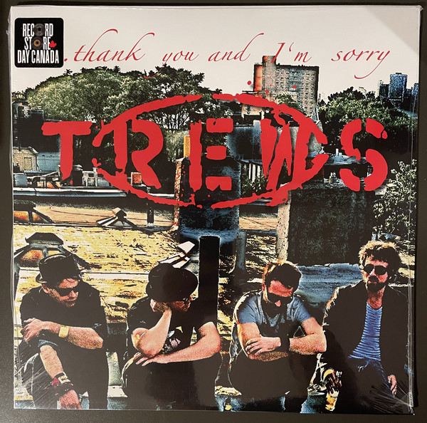 THE TREWS_...Thank You And I'm Sorry