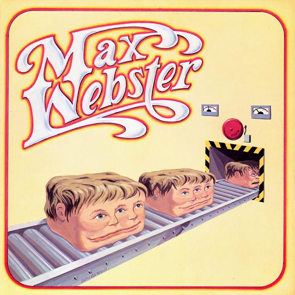 MAX WEBSTER_Max Webster