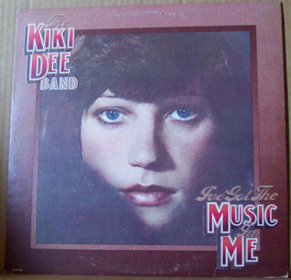THE KIKI DEE BAND_I've Got The Music In Me