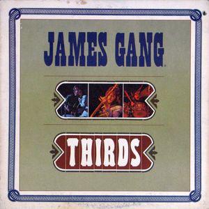 JAMES GANG_Thirds