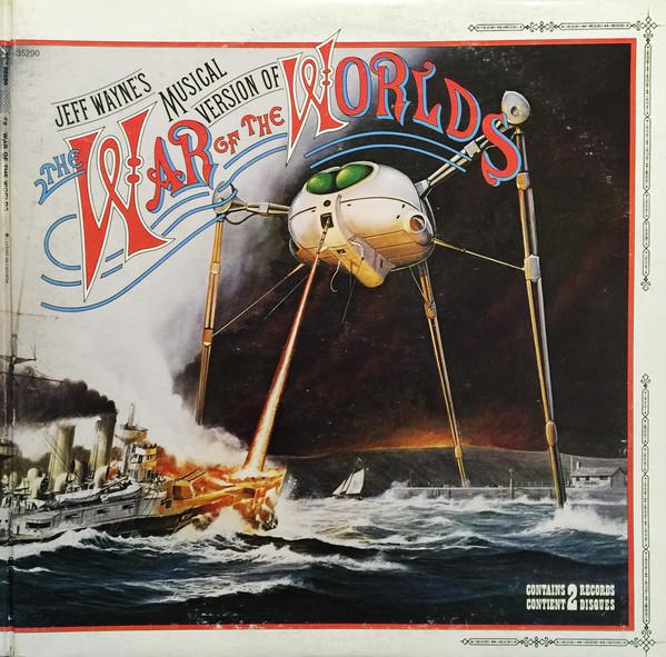 JEFF WAYNE_Jeff Wayne's Musical Version Of The War Of The Worlds
