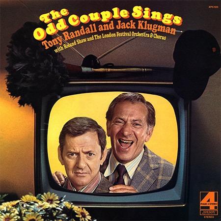 TONY RANDALL_The Odd Couple Sings
