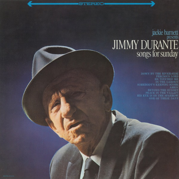 JIMMY DURANTE_Songs for Sunday (orig shrink wrap)