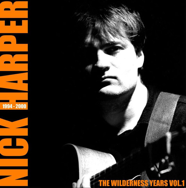 NICK HARPER_2015RSD - Wilderness Years Vol.1 (180g/remastered/orange vinyl)