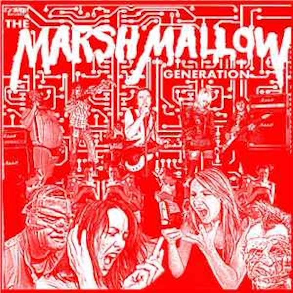 VARIOUS ARTISTS_The Marshmallow Generation