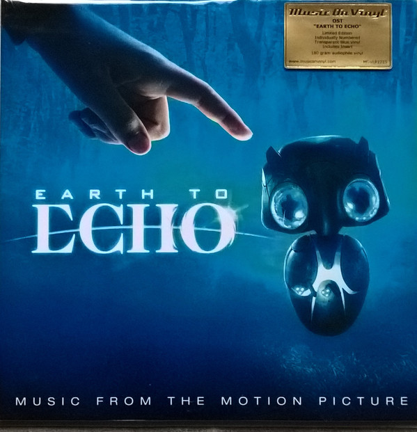 VARIOUS ARTISTS_Earth to Echo OST (SALE! 40% REDUCED)