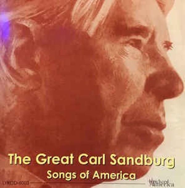 CARL SANDBURG_The Great Carl Sandburg